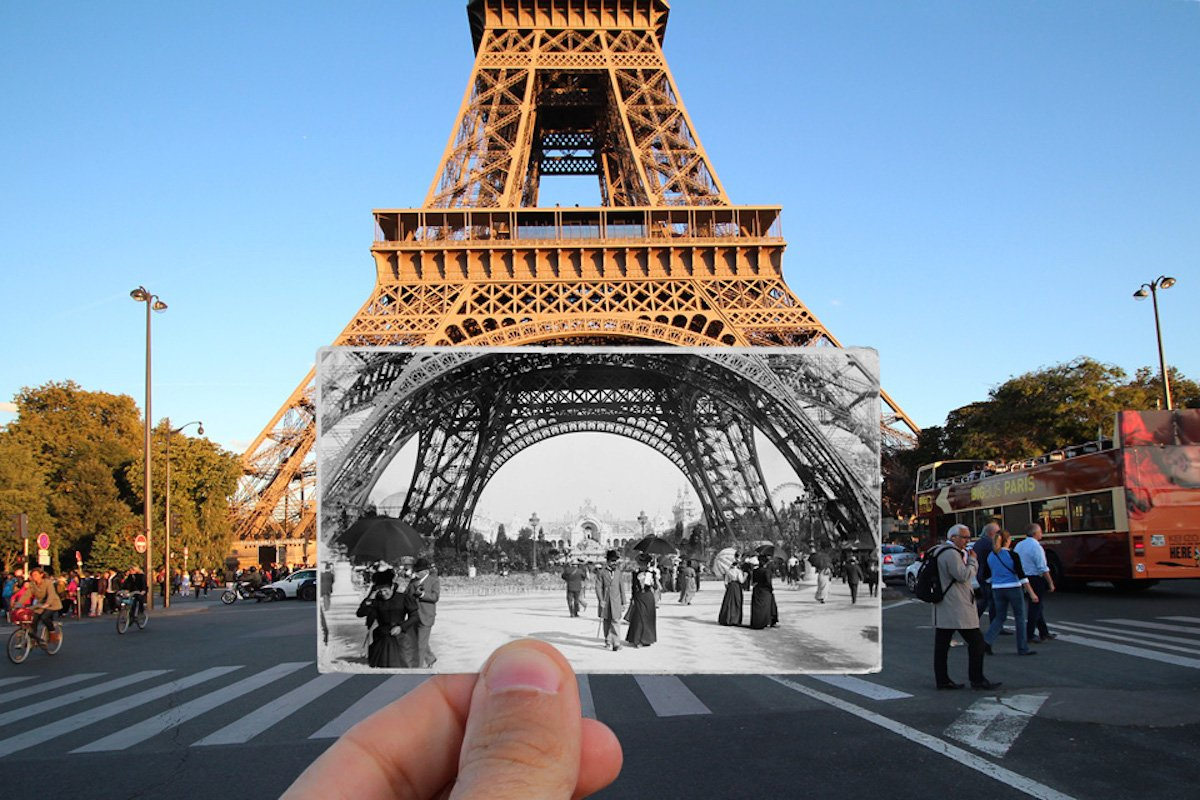 4ήμερο ταξίδι στο Παρίσι για δύο ζευγάρια.